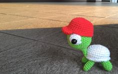 pattern by Sweet N' Cute Creations - Amigurumi Casey the Turtle