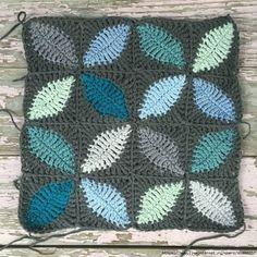Transcendent Crochet a Solid Granny Square Ideas. Inconceivable Crochet a Solid Granny Square Ideas. Crochet Squares, Crochet Blanket Patterns, Crochet Motif, Baby Blanket Crochet, Crochet Stitches, Crochet Baby, Free Crochet, Crochet Granny, Crochet Blankets