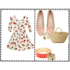 summer picnic outfit idea!