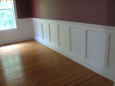 Painted wainscoting paint ideas and pictures on pinterest for Kitchen cabinets 08234