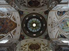 baroque crossing vaults