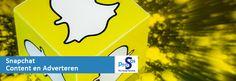 Snapchat: Content en adverteren, 18 september 2016