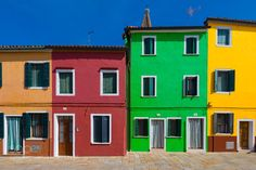 Coming Home to Burano by napoleonflorece