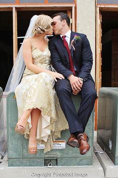 LOUD LOVE PHOTOGRAPHY #wedding #WeddingDay #Husband #Wife #outdoor #dress #loudlovephotography #hair #sandiego #photography #losangeles #romance #marriage #theknot #Bride #vintage #lace #kiss