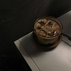 Pandora Jewelry OFF!> black aesthetic grunge korean soft minimalistic kawaii cute g e o r g i a n a : a e s t h e t i c s Aesthetic Coffee, Night Aesthetic, Brown Aesthetic, Aesthetic Food, Aesthetic Grunge, Aesthetic Photo, Aesthetic Pictures, Rafael Miller, Dark Feeds