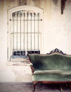 Vintage Sofa <3