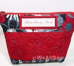 How to sew a binding bag bernina website