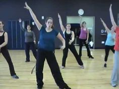 "Zumba North Richland Hills - ""Sway,"" Michael Buble's version"