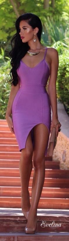 Purple never looked so good