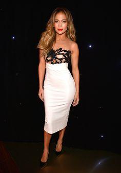 Sexy lady: ¡El lookbook de Jennifer Lopez para cerrar el año con estilo!