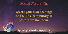 (26) Twitter Social Media Tips, Social Media Marketing, Create Yourself, Create Your Own, Twitter