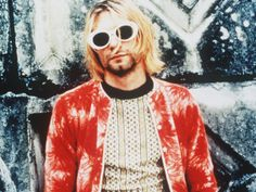 Kurt Cobain's fashion choices were never about what to wear, but rather how to wear items on hand