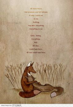 All that could have been by Culpeo-Fox on deviantART na Stylowi.pl