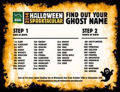 Spooky Name Game | Hafuboti | A free passive