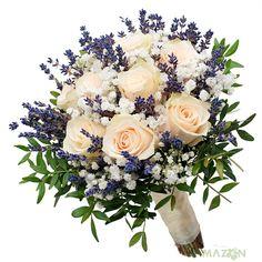 Pachet Nunta Clasic. Poza 1289 Lavender Bouquet, Flower Bouquet Wedding, Luxury Flowers, Shimmer N Shine, Weeding, Flower Arrangements, Dream Wedding, Floral Wreath, Wreaths