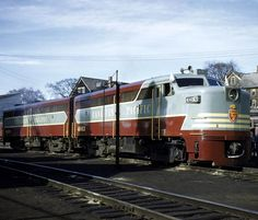 Canadian National Railway, Canadian Pacific Railway, Freight Transport, Vintage Trains, Southern Railways, Electric Train, Train Engines, Rolling Stock, Diesel Locomotive