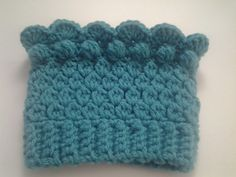Free Pattern - Thistle Boot Cuffs by Mia's Heartful Hands