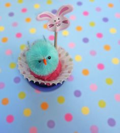 Easter Invitation to craft :: At home with Ali