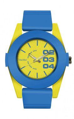 Hallyu Collection - KW1512-2004 [yellow & blue]