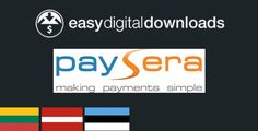 Easy Digital Download PaySera.com Payment Gateway . This plugin enables Easy Digital Downloads plugin to use PaySera.com (known as mokejimai.lt as well) payment