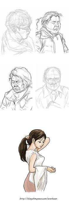 http://blog.ohmynews.com/overkwon/526090 오버권 아이패드 스케치  overkwon iPad sketch