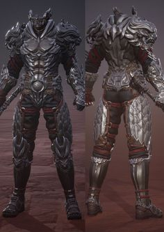A normal human was raised by Devils. The Devil adoptive parents taugh… Fantasy Dragon, Fantasy Armor, Fantasy Weapons, Fantasy Character Design, Character Design Inspiration, Character Art, Fantasy Inspiration, Ninja Armor, Samurai Armor