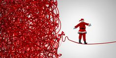 Die stillste Zeit im Jahr – von wegen! 49 % spüren vor Weihnachten Doppelbelastung von Job und Privatleben