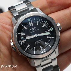 IWC AQUATIMER  Lüks saat segmentin de dünyanın en önde gelen markalarından biri olan IWC, özgün tasarım anlayışını üstün hassasiyetle birleştirerek ortaya mükemmel saatler çıkarıyor.  Ürün Kodu: IW329002   www.permun.com  %100 Güvenli Online Satış Mağazam
