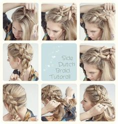 Amazing 1000 Images About Hair Styles On Pinterest Easy Hairstyles Hairstyles For Women Draintrainus