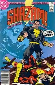 shazam dc comics - Yahoo Image Search Results