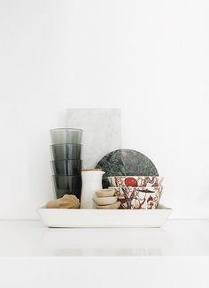 Tanssi for Iittala by Susanna Vento Kitchen Utilities, Kitchen Styling, Scandinavian Style, Kitchen Accessories, Kitchen Interior, Kitchen Dining, Objects, Ceramics, Kitchen Stuff