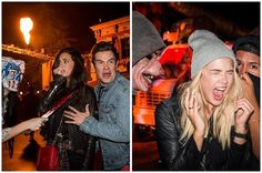 15 Funny Photos Of Celebs Being Terrified At Halloween Horror Nights