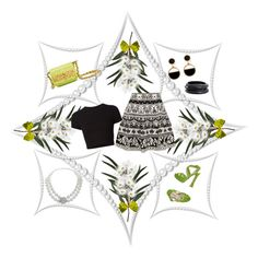 """""""Spring Is Around The Corner"""" by jeanstapley ❤ liked on Polyvore featuring Alexander McQueen, Getting Back To Square One, Miu Miu, Moschino, Warehouse, ZENZii and Fantasia"""