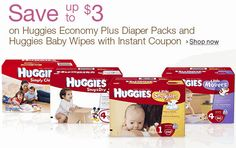 Huggies Printable Coupon, Save over 40% on Huggies Pampers and Wipes with Brand Coupons