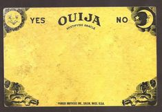 ouija template to make invitations queen of halloween. Black Bedroom Furniture Sets. Home Design Ideas