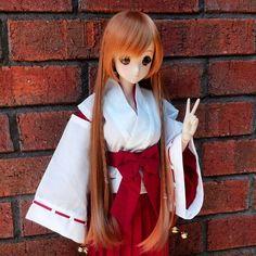 Mirai Suenaga Smart Doll by kcherryka