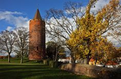 Vordingborg Castle, the Goosetower is all what´s left, Denmark Danish Flag, Ghost Towns, Denmark, Castles, Places, Chateaus, Castle, Palaces, Lugares