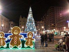 El encendido navideño ha dado el pistoletazo de salida a un fin de semana y un mes llenos de actividades en Gijón. Estad atentos que os los iremos recordando. #NavidadGijon13