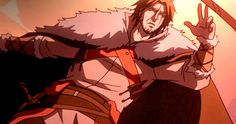 Animation - Netflix uses the most high-tech technology to introduce the first trailer for their Castlevania animated series, debuting this July. Castlevania Anime, Castlevania Netflix, Basic Drawing, Manga Drawing, Belmont Castlevania, Netflix Us, Tales Of Vesperia, Trevor Belmont, Japanese Cartoon