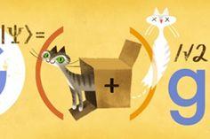 Google festeggia Erwin Schrödinger e il gatto più famoso del mondo