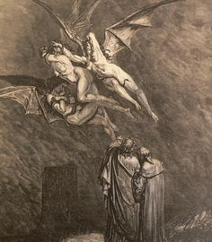 Dante's Inferno, Illustrated by Gustave Dore