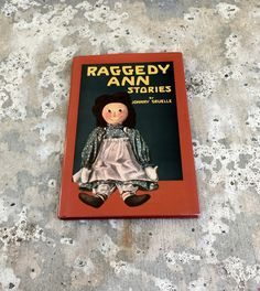 Raggedy Ann Stories, Johnny Gruelle, 1993 Reproduction, like new condition by GospelHymnsVintage on Etsy https://www.etsy.com/listing/552897659/raggedy-ann-stories-johnny-gruelle-1993