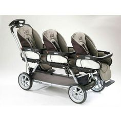Great for a daycare or triplets