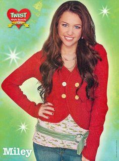 Miley Cyrus (Twist)