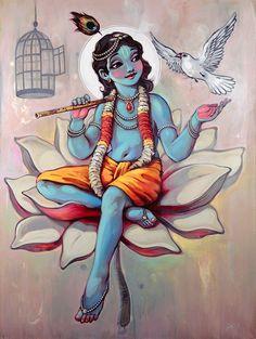 """""""Sri Krishna"""" - Nasimo.org"""