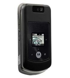 Motorola W755 Cell Phone, Black (Verizon) by Motorola,