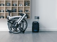 New Brompton Electric Bike
