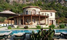Turkey Villa rental: Karadag Mountain Mill