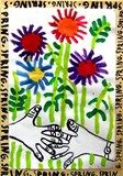 Picasso Posies - 1st like this version