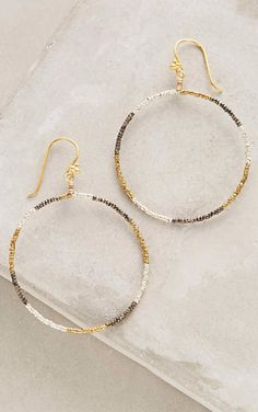 Haloed Hoops #anthrofave